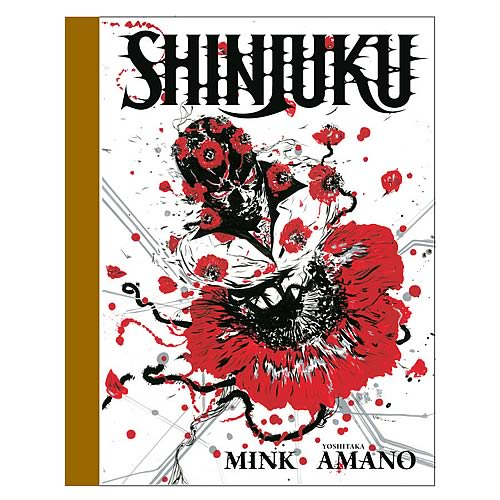Shinjuku Hardcover Graphic Novel