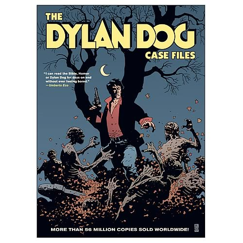 The Dylan Dog Case Files Graphic Novel