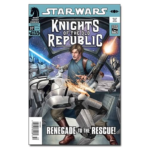 Star Wars: Knights of the Old Republic #37 Comic Book