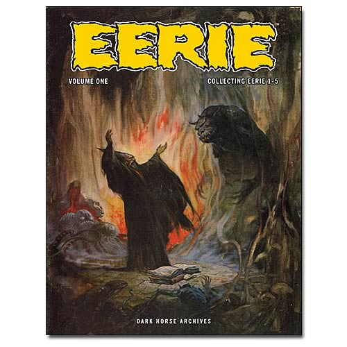Eerie Archives Volume 1 Hardcover Graphic Novel