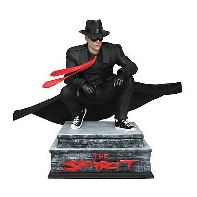 The Spirit Movie Statue Limited Edition Sculpture