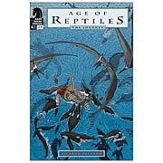 Age of Reptiles: The Journey #4 Comic Book