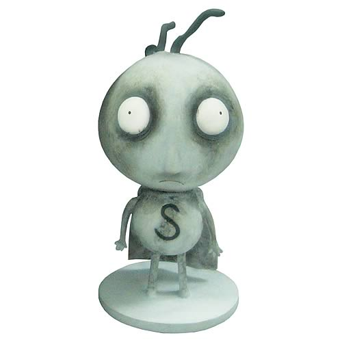 Tim Burton Tragic Toys Stain Boy Vinyl Figure, Not Mint