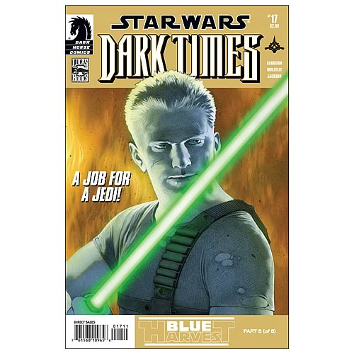 Star Wars: Dark Times #17 Comic Book
