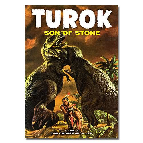 Turok Son of Stone Archives Volume 2 Hardcover Graphic Novel