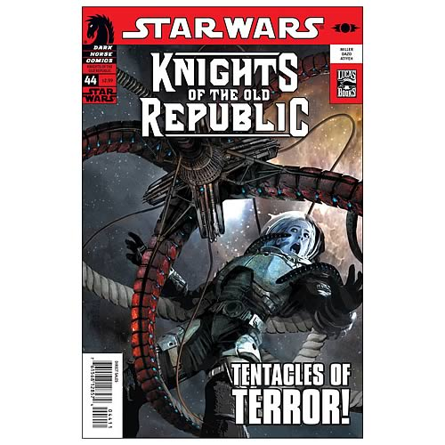 Star Wars: Knights of the Old Republic #44 Comic Book