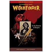 Witchfinder: In The Service of Angels Graphic Novel