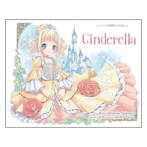 Pop Wonderland: Cinderella