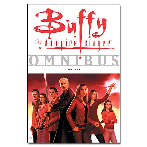 Buffy the Vampire Slayer Omnibus Volume 7 Graphic Novel