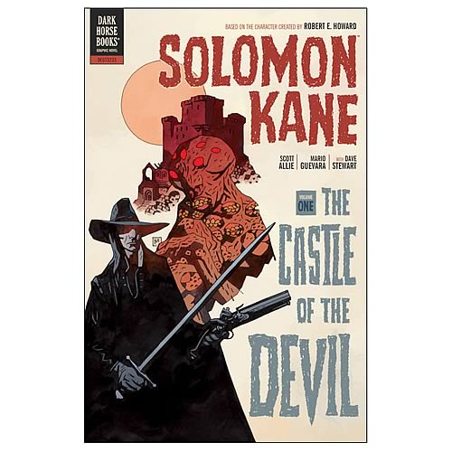 Solomon Kane Volume 1: The Castle of the Devil Graphic Novel