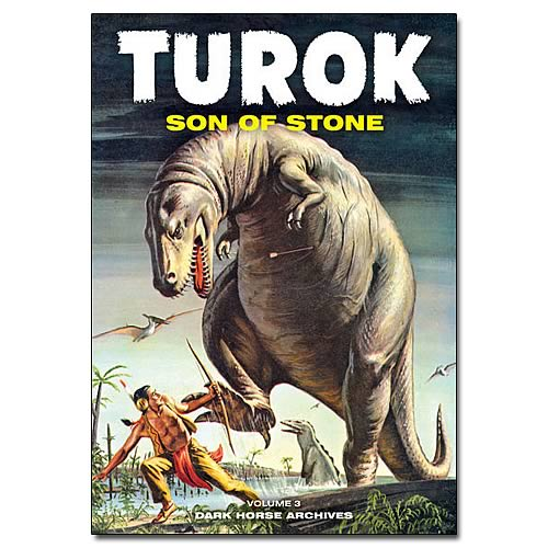 Turok Son of Stone Archives Volume 3 Hardcover Graphic Novel