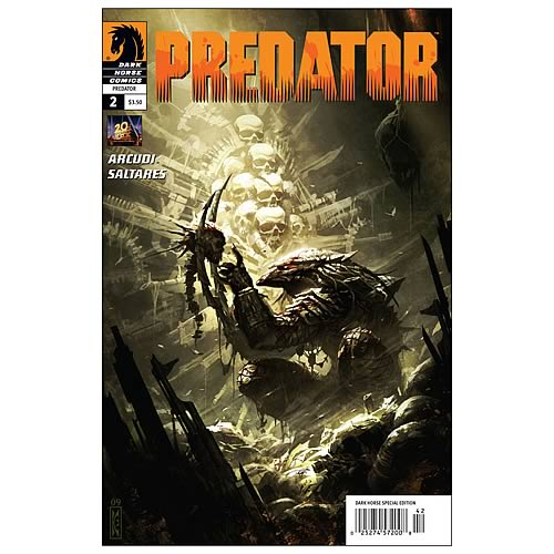 Predator #2 Comic Book