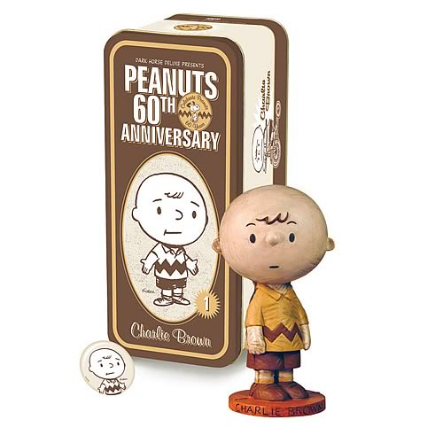 Peanuts 60th Anniversary Classic Charlie Brown Statue