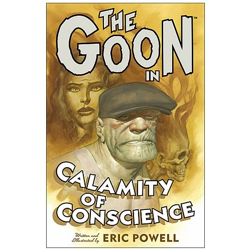 The Goon Volume 9: Calamity of Conscience Graphic Novel