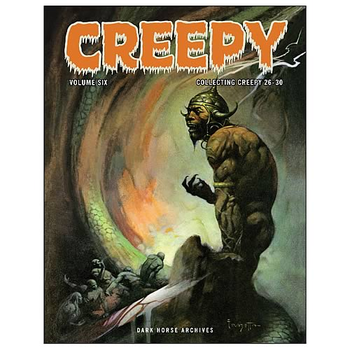 Creepy Archives Volume 6 Hardcover Graphic Novel