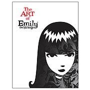 The Art of Emily the Strange Hardcover Book