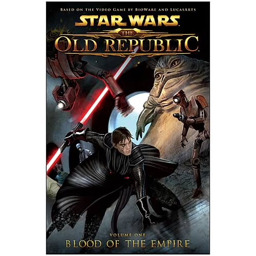 Star Wars: The Old Republic Volume 1 Graphic Novel
