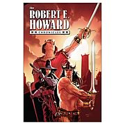 Robert E. Howard Chronicles Hardcover Graphic Novel