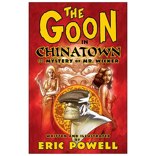 The Goon Volume 6 Graphic Novel