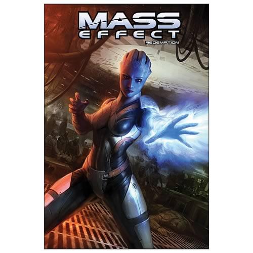 Mass Effect: Redemption #1 Comic Book