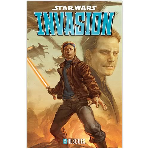 Star Wars: Invasion Volume 2 Graphic Novel