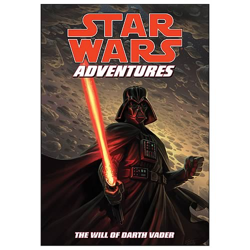 Star Wars Adventures: The Will Of Darth Vader Graphic Novel