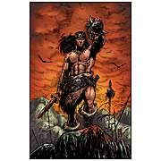 Conan the Cimmerian: The Weight of the Crown Comic Book