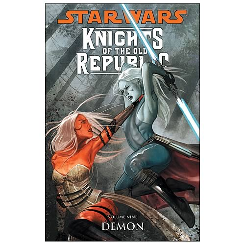 Star Wars: Knights of the Old Republic Vol 9 Graphic Novel