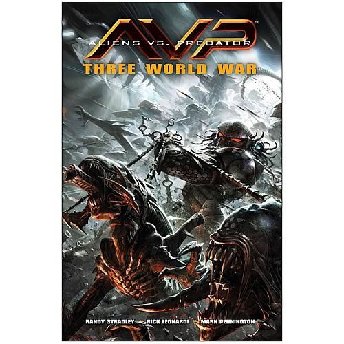 Aliens vs. Predator: Three World War Graphic Novel