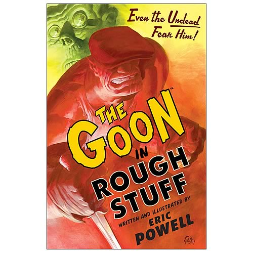 The Goon Volume 0: Rough Stuff Re-Issued Graphic Novel