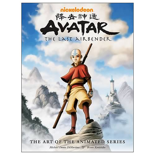 Avatar: The Last Airbender - Art of The Animated Series Book