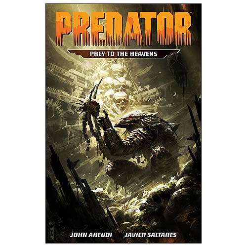 Predator: Prey To The Heavens Graphic Novel