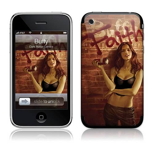 GelaSkins Buffy the Vampire Slayer Faith iPhone Skin