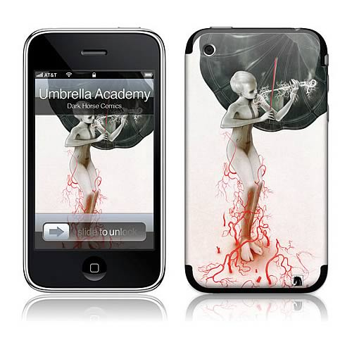 GelaSkins Umbrella Academy Vanya iPhone Skin