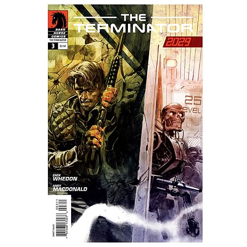 The Terminator 2029 #3 Comic Book