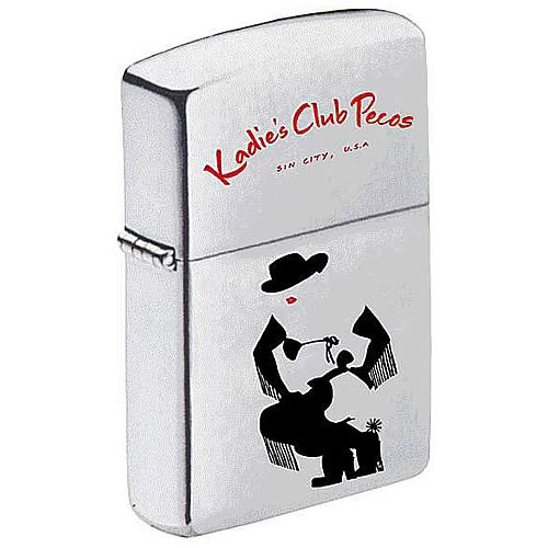 Sin City Kadie's Club Zippo Lighter