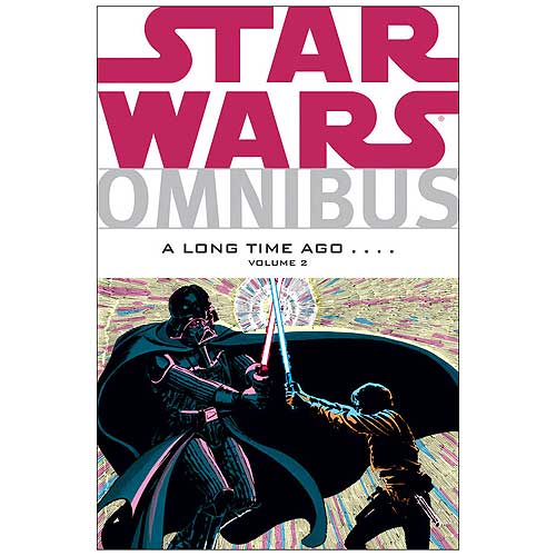 Star Wars Omnibus: A Long Time Ago Volume 2 Graphic Novel