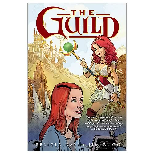 The Guild Graphic Novel