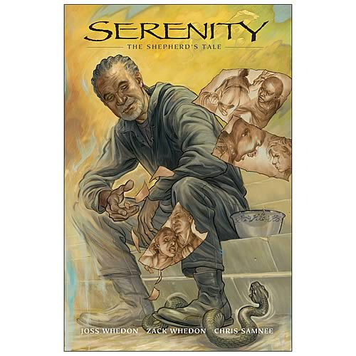 Serenity: The Shepherd's Tale Hardcover Graphic Novel