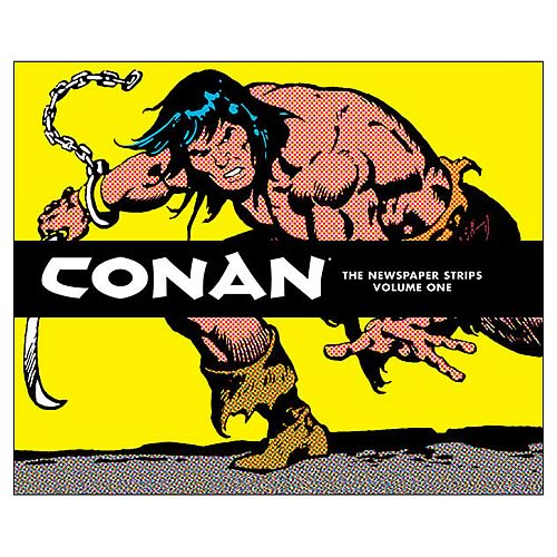Conan: The Newspaper Strips Volume 1 Graphic Novel