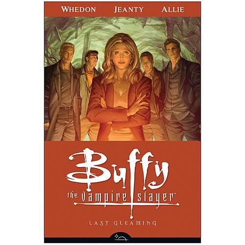 Buffy the Vampire Slayer Season 8 Volume 8 Graphic Novel