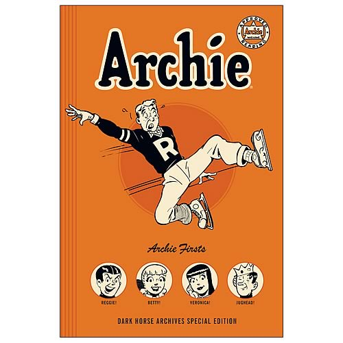 Archie Firsts Graphic Novel