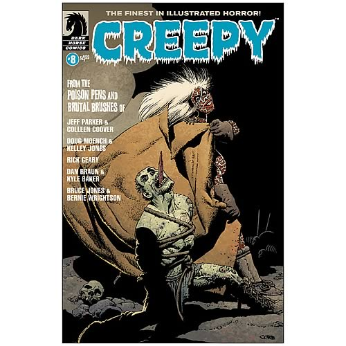 Creepy # 8 Comic Book