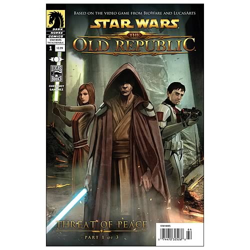 Star Wars: The Old Republic #1 Comic Book