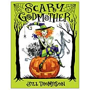 Scary Godmother Hardcover Graphic Novel