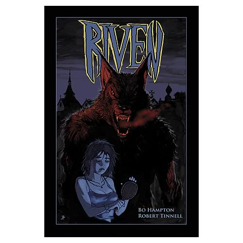 Riven Graphic Novel