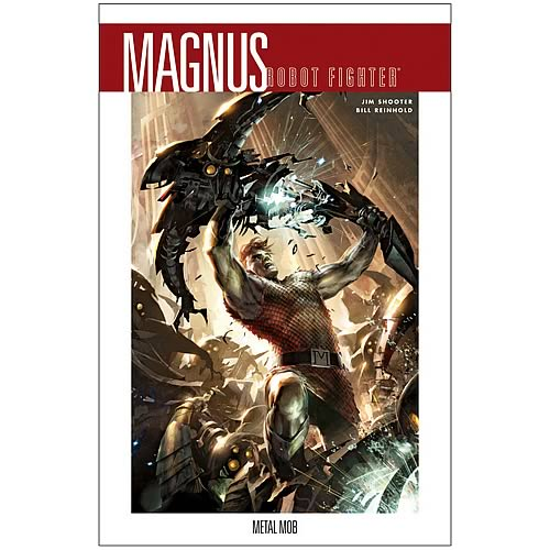 Magnus, Robot Fighter Volume 1 Graphic Novel