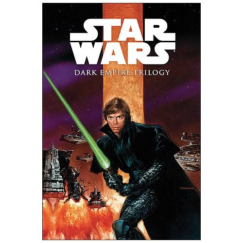 Star Wars: Dark Empire Trilogy Hardcover Graphic Novel