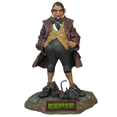 Cousin Eerie Statue Sculpture