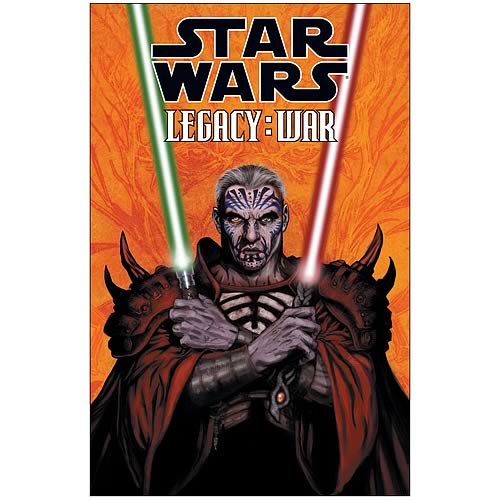 Star Wars: Legacy War Graphic Novel